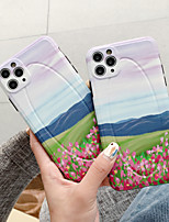cheap -Case For Apple iPhone 11 / iPhone 11 Pro / iPhone 11 Pro Max Shockproof Back Cover Scenery TPU