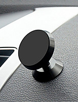 cheap -Universal Car Magnetic Metal Phone Bracket Dropship 360 Degree Rotation Lightweight Auto Mobile Phone Holder