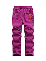 cheap -Women's Hiking Pants Summer Outdoor Waterproof Breathable Quick Dry Ultra Light (UL) Pants / Trousers Bottoms Hunting Fishing Climbing White Black Purple S M L XL XXL