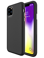 cheap -Solid Colored Armor PC TPU for Apple iPhone Case 11 Pro Max X XR XS Max 8 Plus 7 Plus SE(2020) Protection Cover