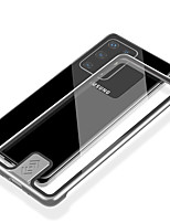 cheap -S20 Plus Metal Case for Samsung S20 Ultra Frameless S20 Clear Case for Galaxy S20