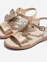 cheap -Girls' Comfort PVC Sandals Little Kids(4-7ys) Champagne / Silver Summer