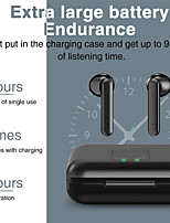 cheap -X15 TWS Bluetooth5.0 Wireless Earbuds Headphone  LED Display  Sport Headset with Charging Case