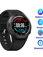 cheap -A4 Men Women Smartwatch Android iOS Bluetooth Waterproof Touch Screen GPS Heart Rate Monitor Blood Pressure Measurement Timer Stopwatch Pedometer Call Reminder Activity Tracker