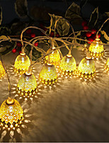 cheap -3M 20LEDs Pine Cone Acorn LED String Lights USB Plug-in Fairy Lights Christmas Wedding Garden Party Family Party Room Decoration Light