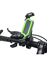 cheap -Motorcycle / Bike Mount Stand Holder Bike & Motorcycle Phone Mount 360Rotation ABS Holder