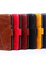 cheap -PU Leather Case For SamsungGalaxy Note 10 Note 9 Note 10 Pro Card Holder Luxury PU Leather Wallet Case For Samsung Shockproof Case with Stand Back Cover Card Holder