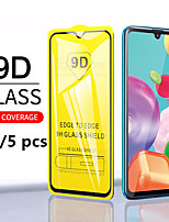 cheap -SAMSUNG Screen Protector Galaxy S10 Lite/A01/A11/A21/A31/A41/A51/A71/A81/A91/M11/M21/M31/M51 9H Hardness Front Screen Protector 2 pcs/3 pcs/5 pcs Tempered Glass