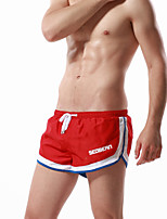 cheap -SEOBEAN® Men's Swim Shorts Bottoms Breathable Quick Dry Swimming Surfing Water Sports Summer / Stretchy