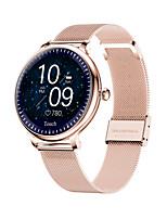 cheap -WOMEN SMART WATCH ONY12 Women Smart Bracelet Smartwatch Android iOS Bluetooth Waterproof Heart Rate Monitor Blood Pressure Measurement Female Physiological Monitor Stopwatch 1.08Inches Call Reminder