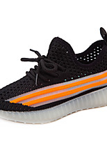cheap -Boys' / Girls' Comfort Knit Trainers / Athletic Shoes Little Kids(4-7ys) / Big Kids(7years +) White / Black / Pink Summer / Fall