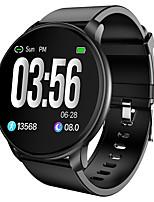 Недорогие -W6 smartwatch мужчины здоровье фитнес смарт часы сердечного ритма счетчик калорий отслеживания сна водонепроницаемый bluetooth смарт-браслет женщины