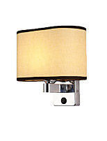 cheap -Modern  Nordic Style Wall Lamps & Sconces Living Room  Dining Room Metal Wall Light 110-120V  220-240V 12 W