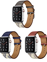 cheap -High quality Leather loop for iWatch 40mm 44mm Sports Strap Single Tour band for Apple watch 42mm 38mm Series 1 2 3 4 5