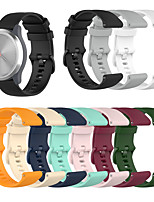 cheap -Smartwatch Band for Garmin Venu/Vivomove3/ 3s/ HR/ Luxe/ style/ vivoactive4S / 4/3 Forerunner245/ 645 music Garminmove style Sport Band Fashion Soft Silicone Wrist Strap