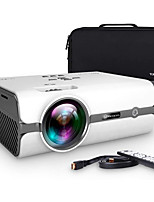 cheap -T3 mini LED Projector 1000 lm Android Support