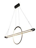 cheap -120 cm Circle Design Pendant Light Aluminum Sputnik  Mini Painted Finishes Artistic  Nordic Style 110-120V  220-240V