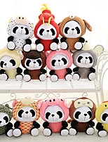 cheap -1 pcs Stuffed Animal Pillow Plush Doll Simulation Plush Toy Plush Toys Plush Dolls Stuffed Animal Plush Toy Panda Animal Comfortable Realistic Soothing PP Plush Imaginative Play, Stocking, Great