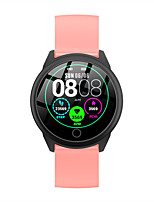 cheap -h23 Unisex Smart Wristbands Android iOS Bluetooth Touch Screen Heart Rate Monitor Blood Pressure Measurement Calories Burned Thermometer Stopwatch Pedometer Call Reminder Sleep Tracker Sedentary