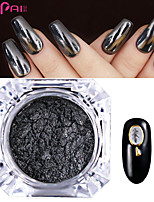 cheap -1 pcs Creative / Novelty Glitter Glitter Powder For Finger Nail Creative nail art Manicure Pedicure Party / Evening / Festival Gothic / Fashion