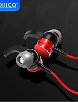 Недорогие -Орико дугообразные крючки наушники-вкладыши музыкальные стерео наушники спортивные игровые наушники с микрофоном для смартфона