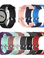 cheap -22mm / 18mm Texture Watch Band for Garmin Vivoactive 4 / Garmin Vivoactive 4S Watch Strap Texture Sport Watch band Replacement Band for Garmin Vivoactive 4 / Garmin Vivoactive 4S