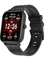 Недорогие -c22 мужчины женщины smartwatch android ios bluetooth водонепроницаемый сенсорный экран монитор сердечного ритма спортивные калории сожгли секундомер шагомер вызов напоминание активность трекер сон