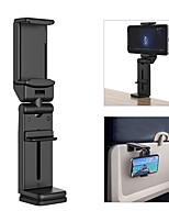 cheap -Travel Mini Mobile Phone Stand For iPhone Portable Flexible Travel Bracket Dining Table Stand Phone Desk Tablet Holder For Bed