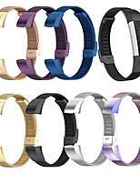 cheap -Metal Watchband for Fitbit Alta Alta HR for Fitbit ACE Smartwatch Mesh Wrist Watch Strap Repalcement Watch Band Bracelet Strap for Fitbit Alta HR
