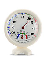 cheap -Indoor Pointer Hygrometer ThermometerMini Thermometer for Reptile Incubator/Greenhouse/Baby RoomHome Health20%100% RH-3050C