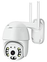 Недорогие -Сеть Wi-Fi мяч машина автоматическое слежение за беспроводной камерой HD Yuntai домашней безопасности водонепроницаемый мониторинг телефона удаленного