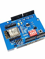 cheap -UNO R3/ ESP8266/ Serial WiFi Expansion Board/shiled ESP-12E Development Board/Extension