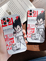 cheap -Hot Anime Dragon Ball phone Case For iPhone 7 X XS MAX XR 8 plus 11 pro se 2020 fashion cute goku Soft silicone protect Cover