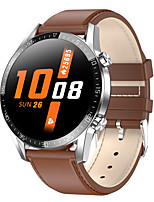 cheap -696 L13C Unisex Smartwatch Smart Wristbands Android iOS Bluetooth Touch Screen Heart Rate Monitor Blood Pressure Measurement Hands-Free Calls Information Pedometer Call Reminder Activity Tracker