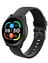 Недорогие -2020 смарт-часы мужчины женщины обнаружения температуры тела артериальное давление smartwatch часы водонепроницаемый трекер сердечного ритма спортивные часы часы смарт для android ios