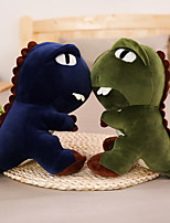 cheap -1 pcs Stuffed Animal Pillow Plush Doll Sofa Toys Plush Toys Plush Dolls Stuffed Animal Plush Toy Dinosaur Cartoon Animal Comfortable Realistic PP Plush Imaginative Play, Stocking, Great Birthday