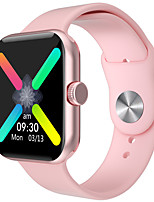 cheap -Smart Watch Z1 Unisex Smartwatch Smart Wristbands Android iOS Bluetooth Touch Screen Heart Rate Monitor Blood Pressure Measurement Media Control Camera Control Stopwatch Pedometer Call Reminder Sleep