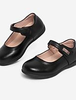 cheap -Girls' Flats Comfort PVC Little Kids(4-7ys) Black Summer