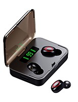 cheap -LITBest A1S TWS True Wireless Earbuds Wireless Stereo with Charging Box IPX5 Mobile Power for Smartphones Smart Touch Control for Premium Audio