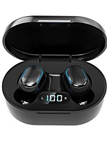 cheap -LITBest E7S TWS True Wireless Earbuds Wireless Stereo Dual Drivers with Charging Box IPX5 Smart Touch Control for Premium Audio