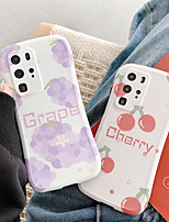 cheap -Summer Fruit Case for Huawei P30 Pro P40 Pro Mate 30 Pro Protection Cover