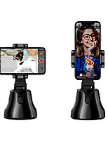 cheap -Selfie Stick 360° Cature Camera Men Selfie Mount Auto Countdown 360°Rotation Auto Face Object Tracking Smart Shooting Camera All-in-one Vlog Camera Phone Holder
