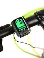 cheap -826 Bike Computer / Bicycle Computer Waterproof Odometer Set Last Value of Odometer Road Bike Mountain Bike MTB Folding Bike Cycling