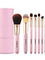 cheap -Professional Makeup Brushes 8pcs Soft Artificial Fibre Brush Wooden / Bamboo for Foundation Brush Eyeshadow Brush