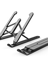 cheap -Portable Laptop Stand Foldable Support Base Notebook Stand Holder For Macbook Pro Air HP Lapdesk Computer Cooling Bracket Riser