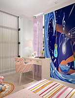 cheap -Custom Self Adhesive Mural Wallpaper Notes Children Cartoon Style Suitable For Bedroom Children's Room   Art Deco / Cartoon / Landscape Home Decoration Modern
