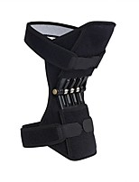 cheap -1 Pair Upgraded Knee Protection Booster Breathable Joint Brace Knee Pad Mountaineering Squat Protector