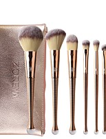cheap -Professional Makeup Brushes 8pcs Creative Soft Plastic for Foundation Brush Eyeshadow Brush Makeup Brush Set