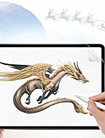 cheap -2pcs Paperlike Screen Protector for iPad 9.7 iPad Pro iPad Air Screen Protector Compatiable with Apple PencilAnti Glare Painting Screen Protector for iPad iPadmini