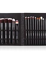 cheap -Professional Makeup Brushes 18pcs Soft Artificial Fibre Brush Wooden / Bamboo for Foundation Brush Eyeshadow Brush Makeup Brush Set
